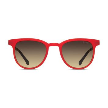 Komono - Francis Memphis Sunglasses / Polycarbonate Yellow Gradient Lenses