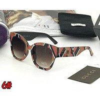GUCCI Newest Stylish Men Women Sun Shades Eyeglasses Glasses Sunglasses