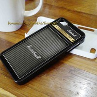 MARSHALL Guitar Amp Phone Cases, iPhone 6/5C/5S/5/4/4S Case, Samsung Galaxy Case