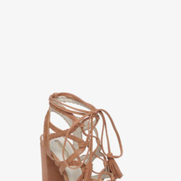 RONNY HIGH HEEL STRAPPY SANDAL