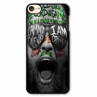 Conor Mcgregor 3 iPod Touch 6 Case