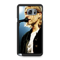 Kurt Cobain Singing Note 5 Case