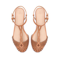 SANDAL WITH ANKLE STRAP - Shoes - TRF - ZARA United States