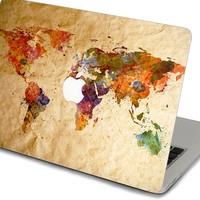 Macbook pro 13 decal  Macbook retina front Decal  map Pro sticker Air 13 Skin Macbook Air Sticker apple wireless keyboard Macbook 3M decal