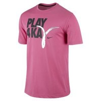 "Nike Store. Nike Kay Yow ""Play4Kay"" Men's T-Shirt"