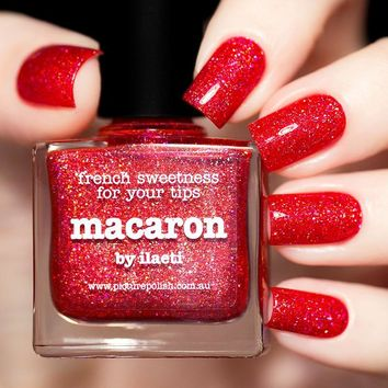 Picture Polish Macaron Nail Polish (Fall 2017 Collection)