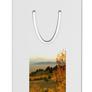 Nature Photography - Gentle Sunrise Aluminum Paper Clip Bookmark by TooLoud