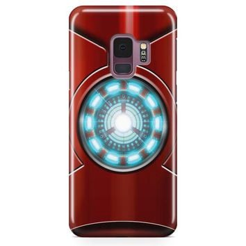 Iron Man 3 Flashlight Samsung Galaxy S9 Case | Casefantasy