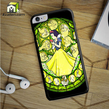 Snow White iPhone 6S Plus case by Avallen