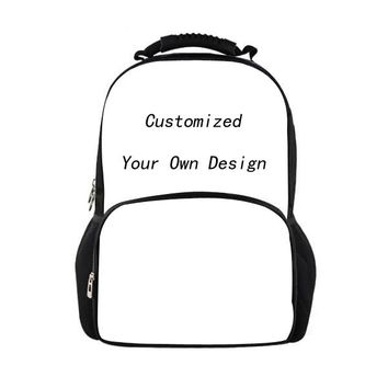 School Backpack trendy WHOSEPET Felt Backpacks Women Music Printing Shoulder Backpack Piano Pattern School Bagpack Feminine Large Laptop Daypack Bolsa AT_54_4