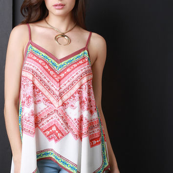 Native American Inspired Tunic Top