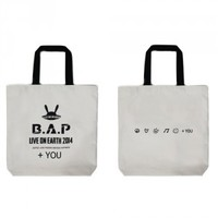 With Drama : B.A.P Europe Concert Goods - [Reservation] B.A.P - Official ECO BAG [Europe Concert Goods] / 비에이피 에코백