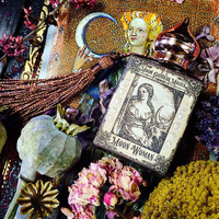 MOON WOMAN ~ Signature Perfume to Moon Goddess Magick Apothecary~ Perfume for the Mysterious Witch Woman ~ Moon Magick ~