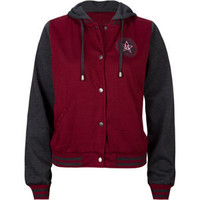 ASHLEY Womens Varsity Jacket 206873320 | Jackets | Tillys.com