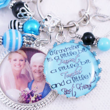 PERSONALIZED MOM GIFT, Personalized Mother Daughter Gift, Mother Birthday Gift, Personalized Mom Birthday Gift, Mom Birthday Key Chain, Gift