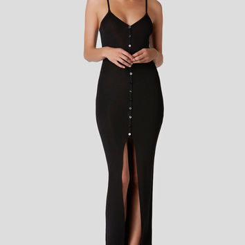It Slit Cami Dress