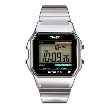 Genuine Timex Core Digital T78587 Gents Watch Chronograph