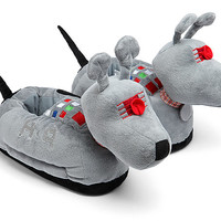 Exclusive Doctor Who K9 Slippers