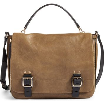 Vince Camuto Delos Leather Messenger Bag (Nordstrom Exclusive) | Nordstrom