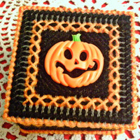 Pumpkin Trinket Box