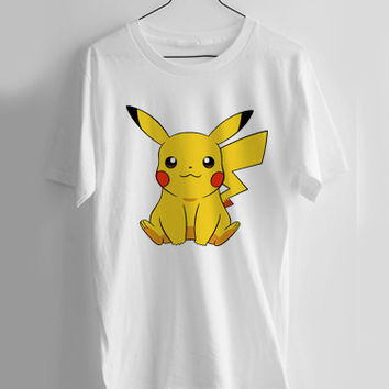 pikachu pokemon T-shirt Men, Women and Youth