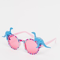 Spangled Queen Dino Sunglasses