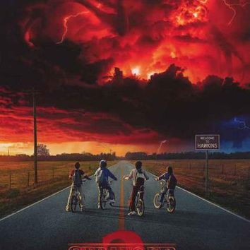 Stranger Things Season 2 Poster 24x36
