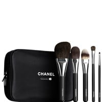 CHANEL - LES ESSENTIELS: LES PINCEAUX ESSENTIAL BRUSH SET