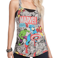 Marvel The Avengers Girls Tank Top | Hot Topic