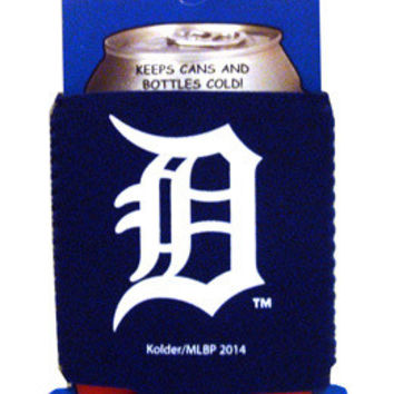 MLB Detroit Tigers Primary Logo Can Cooler
