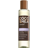 CocoShea Coconut Lightweight Body Oil - Signature Collection | Bath And Body Works