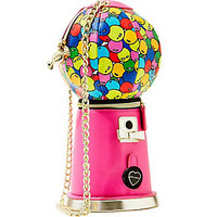 KITCHI BUBBLE GUM MACHINE CROSSBODY: Betsey Johnson