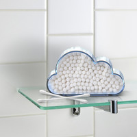 Cloud Catcher Cotton Swab Holder