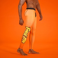 Feed Me Orange Tights for Men