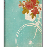 Vintage Bicycle Tablet Case