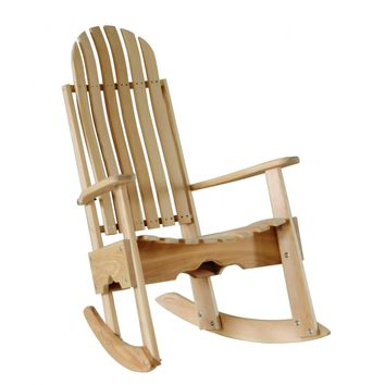 Hershy Way Grandpa Series Cypress Rocking Chair