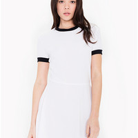 Ringer T-Shirt Dress | American Apparel