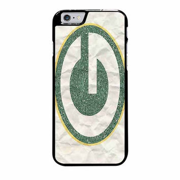 green bay packers nfl iphone 6 plus 6s plus 4 4s 5 5s 5c 6 6s cases