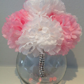 Baby Shower Centerpiece   Baby Shower Floral Arrangements   Newborn Flowers    Baby Shower Decoration