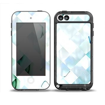 The Bright Highlighted Tile Pattern Skin for the iPod Touch 5th Generation frē LifeProof Case