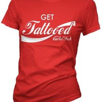 Women's Get Tattooed T-Shirt