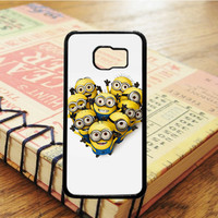 Banana Minions Despicable Me Samsung Galaxy S6 Case