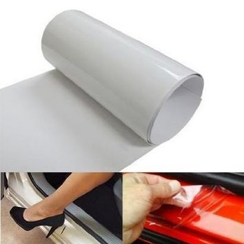 5M*20CM /5M*15CM Rhino Skin Car stickers Bumper Hood Paint Protection Film Vinyl Transparent car styling sticker accessories