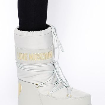 Love Moschino Ice Snow Boots