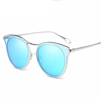 ZICK Brand Polarized Sunglasses Men 2018 High Quality Round Vintage Oliver Sun Glasses for Women Peoples Retro Gogg