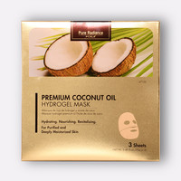 Coconut Facial Mask - White