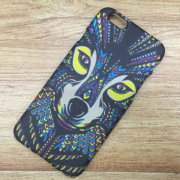 Cool Luminous Wolf iPhone 5s 6 6s Plus Case Cover Gift 1