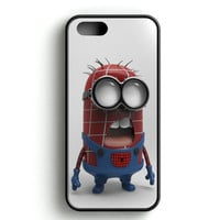 Spiderman Minion iPhone 4s iPhone 5s iPhone 5c iPhone SE iPhone 6|6s iPhone 6|6s Plus Case
