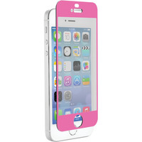 Znitro Iphone 5 And 5s And 5c Nitro Glass Screen Protector (pink)