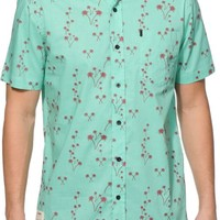 Lira Mini Palms Button Up Shirt
